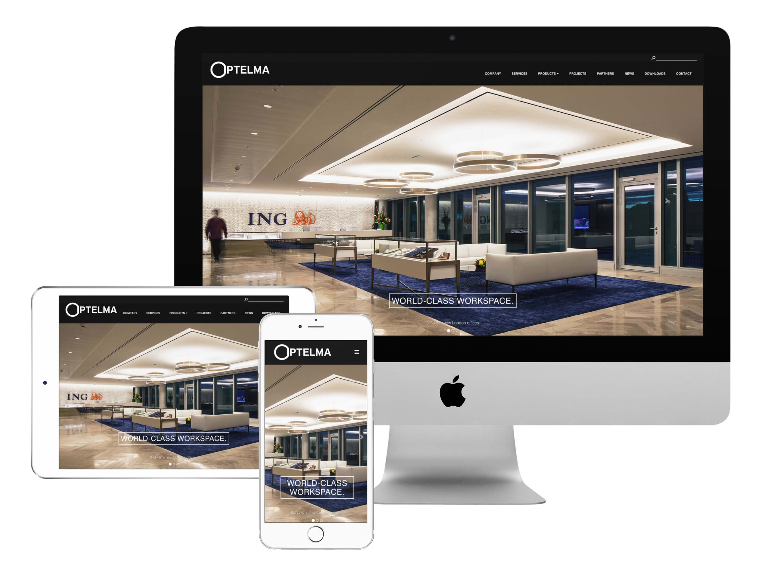 Optelma Architectural Lighting
